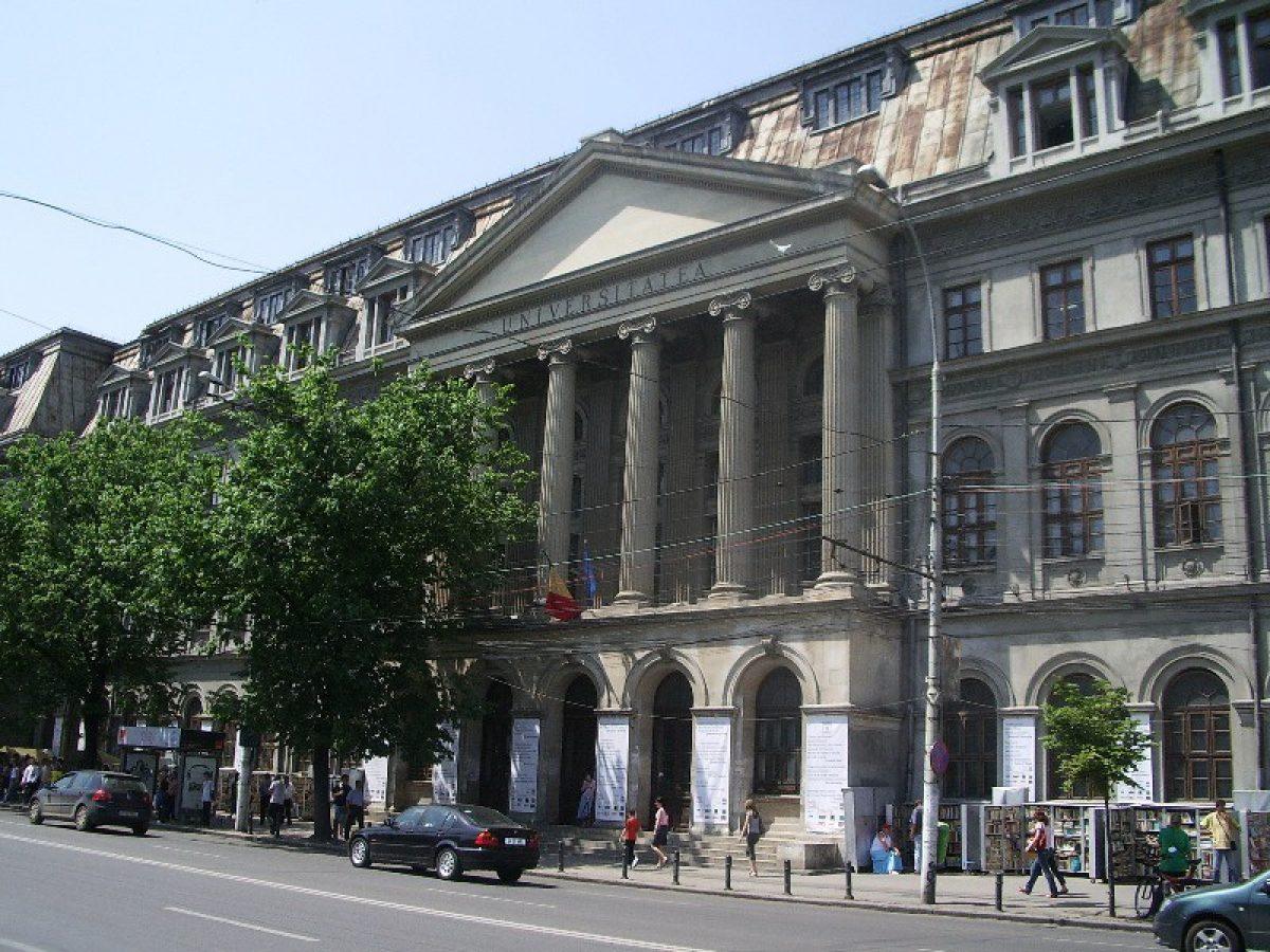 Universitatea Din București Da Astazi Startul Inscrierilor Pentru